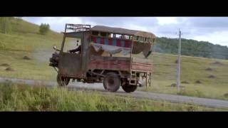 Skiptrace Official Trailer (2016 DTV) - Jackie Chan, Johnny Knoxville