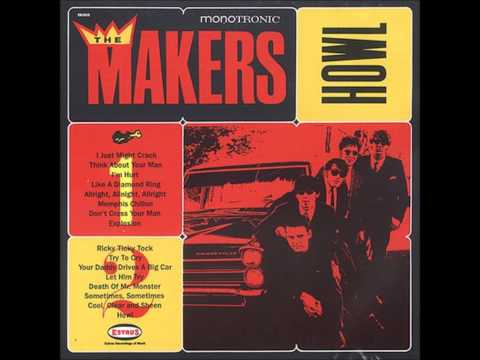 Makers - I Might Just Crack