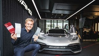 MEIN AMG PROJECT ONE!! - KONFIGURATION | NICO ROSBERG | VLOG