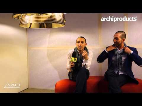 AXO LIGHT | Sandro Santantonio, Andrea Cantù, Elena Baù | Salone del Mobile 2015