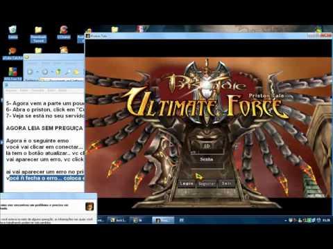 novo maggot hack 2010 Priston Tale Brasil.wmv