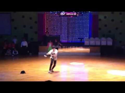 VIDEO: guardate chi verrà ad Ischitella. Il campione mondiale Breakdance