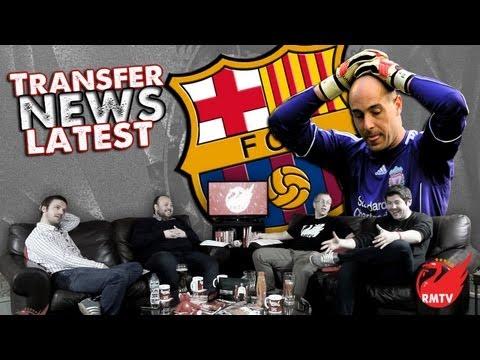 Pepe Reina To Barcelona? (Transfer News Latest)