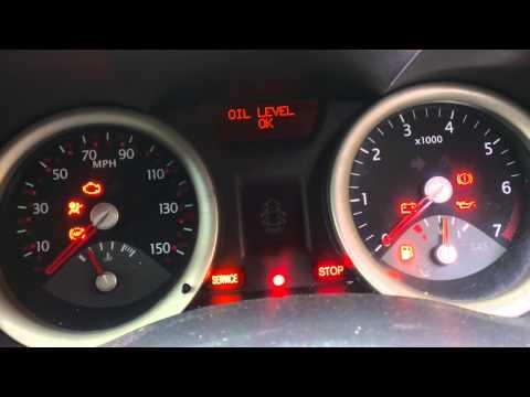 Renault megane service light reset