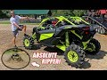 Buying My DREAM TOY and Having the Time of My Life With It! (Can-am X3 Turbo RR)