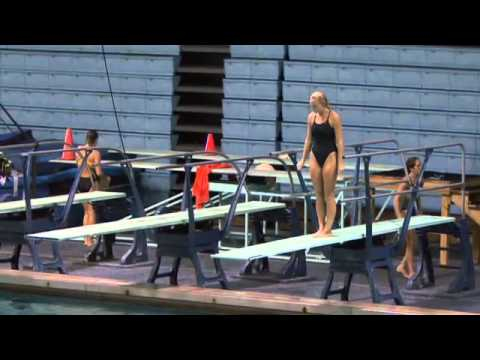 2012 FHSAA 3A Girls Diving Championship