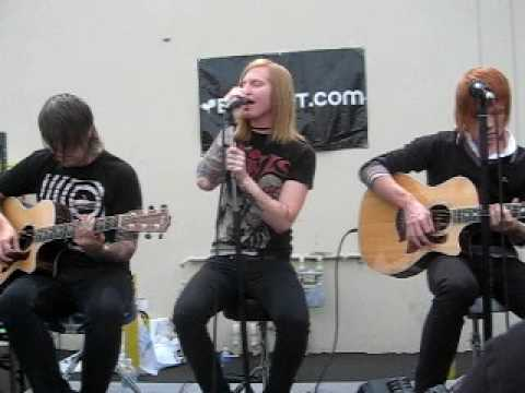 A Skylit Drive-Those Cannons Could Sink A Ship (Acoustic)