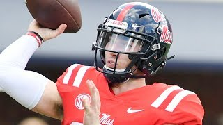Shea Patterson Transfers to Michigan | Stadium
