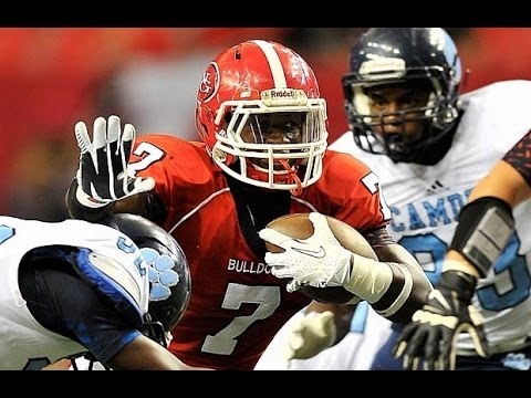 2014 RB C.J. Leggett 2013 season highlight remix