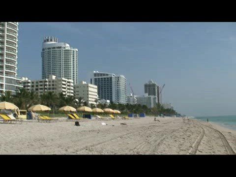Auffem Weg in Florida - Tag 4 - Der Strand in Miami