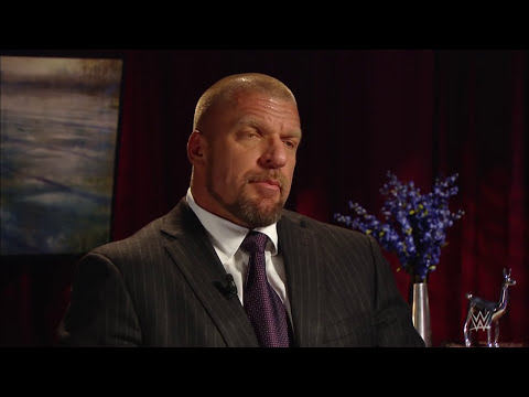 Triple H gives a lesson in power: March 4, 2015