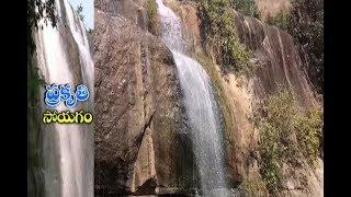 Gandahathi Waterfall Tourist Attraction At Srikakulam - Odisha  - netivaarthalu.com