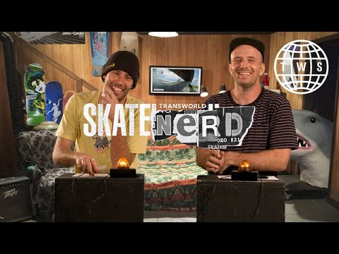 Skate Nerd: Dane Burman Vs. Gabriel Summers