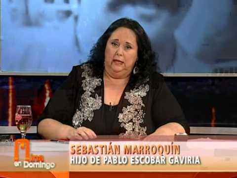 Sebasti 193 n marroqu 205 n hijo de pablo escobar gaviria youtube
