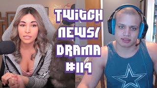 Twitch News/Drama #114 (Alinity throws her cat and cheats in tournament, Doc vs Tyler1)