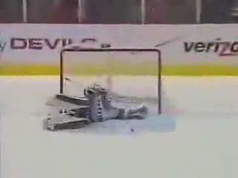 NHL Goalie Saves Reel #2! Video