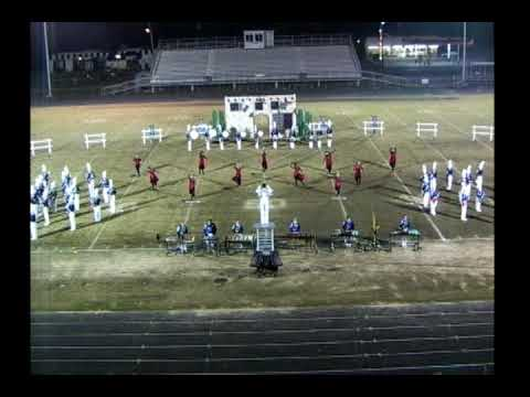 Greenwood Marching Band - Finals - Mask of Zorro - Opener.