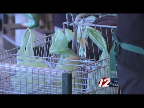 Bill to ban plastic bags introduced in RI