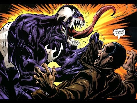 Marvel Super Hero Squad Online Venom.
