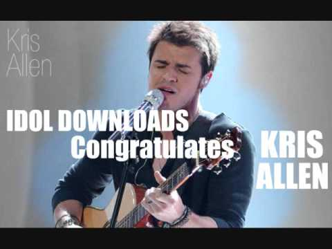 Kris Allen - What's Goin' On (Studio Version + Download Link)