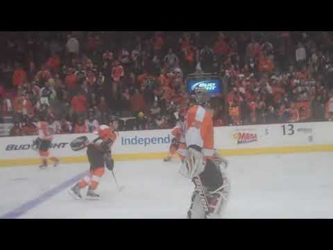 A Taste Of Flyers Hockey