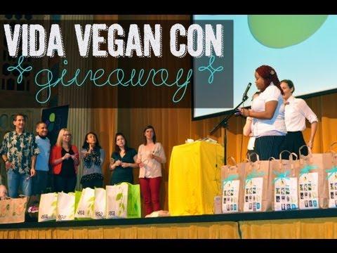 Vida Vegan Con 2013 & BIG Swag Giveaway!