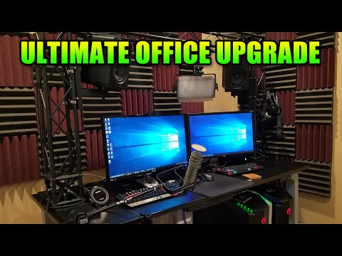 I Love Standing & Gaming - Uplift Desk Office Upgrade
