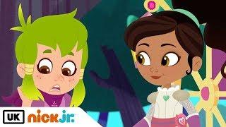 Nella The Princess Knight   New Kid in the Kingdom   Nick Jr. UK
