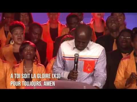 IC2015 - Moment d'adoration prophétique - Pasteur Yvan CASTANOU