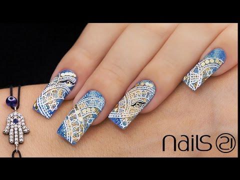 Nail Art Jerusalém - Nails 21