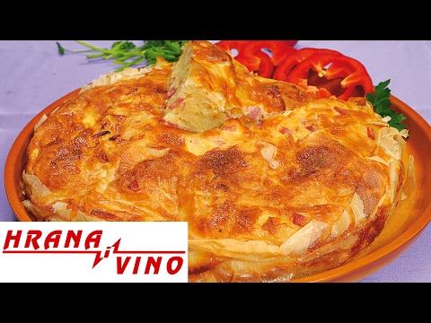 Sunđer pita | Hrana i Vino