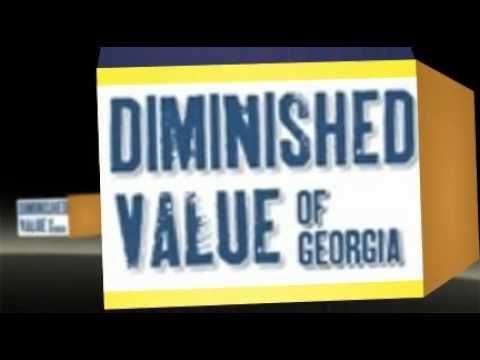 Diminished Value Auto Appraisal Experts. Atlanta, Georgia.