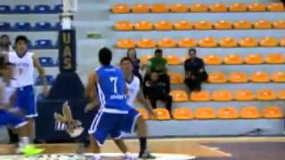 Basquetbol ITESM Toluca vs ITESM Hidalgo Varonil Universiada Nacional 2013