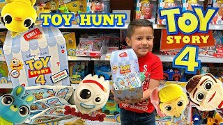 TOY STORY 4 MINIS COMPLETE COLLECTION-NEW TOY STORY 4 TOYS - Toy Hunt for TOY STORY 4 MOVIE toys
