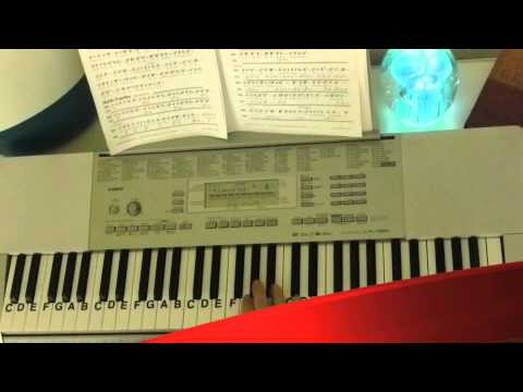How to Play ~ Let It Go ~ Theme from Frozen - Disney Version ~ Idina Menzel ~ LetterNotePlayer ©