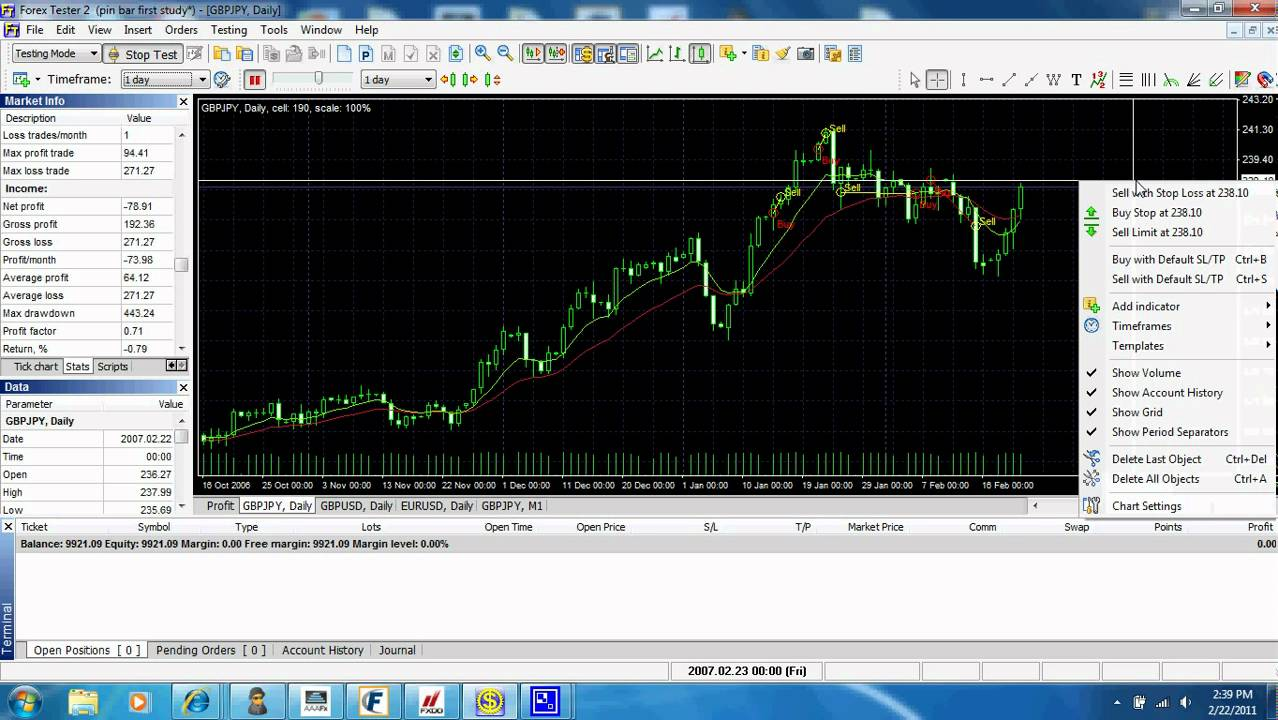 Forex tester 2 download queue