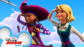 Chasing Down the Wind Music Video ⚓️ | Elena of Avalor | Disney Junior