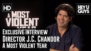 Writer / Director J.C. Chandor Interview - A Most Violent Year