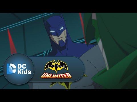 Super Hero Training Battle | Batman Unlimited | DC Kids