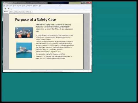 Offshore Process Safety Overview