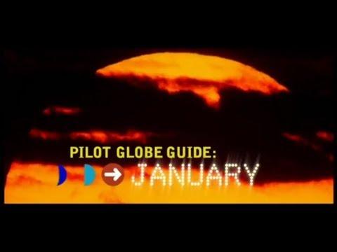 Pilot Globe Guides - January