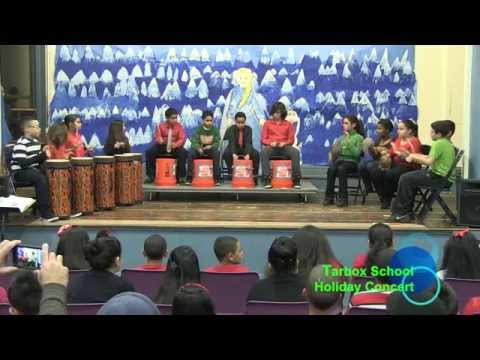 Tarbox School Holiday Concert 2014