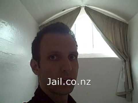 Jailhouse Hostel Christchurch, New Zealand