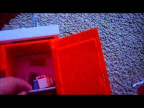 Review da Casa de Boneca da Barbie!! =D Leia a Descrição!