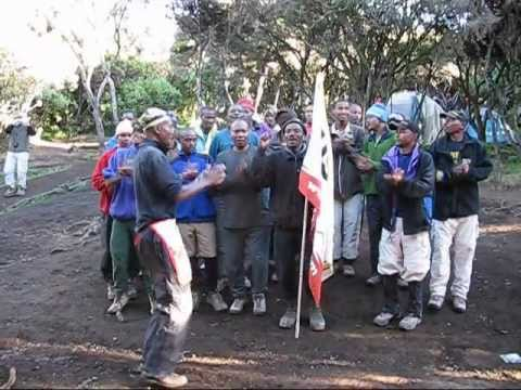 Kilimanjaro and Beyond Book Trailer