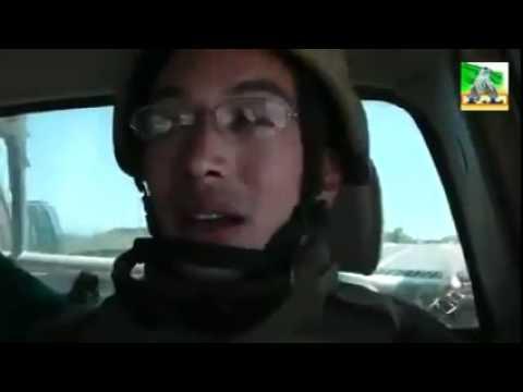 Libya : soldat Marines U.S. combats avec les missionnaire étranger à Misrata