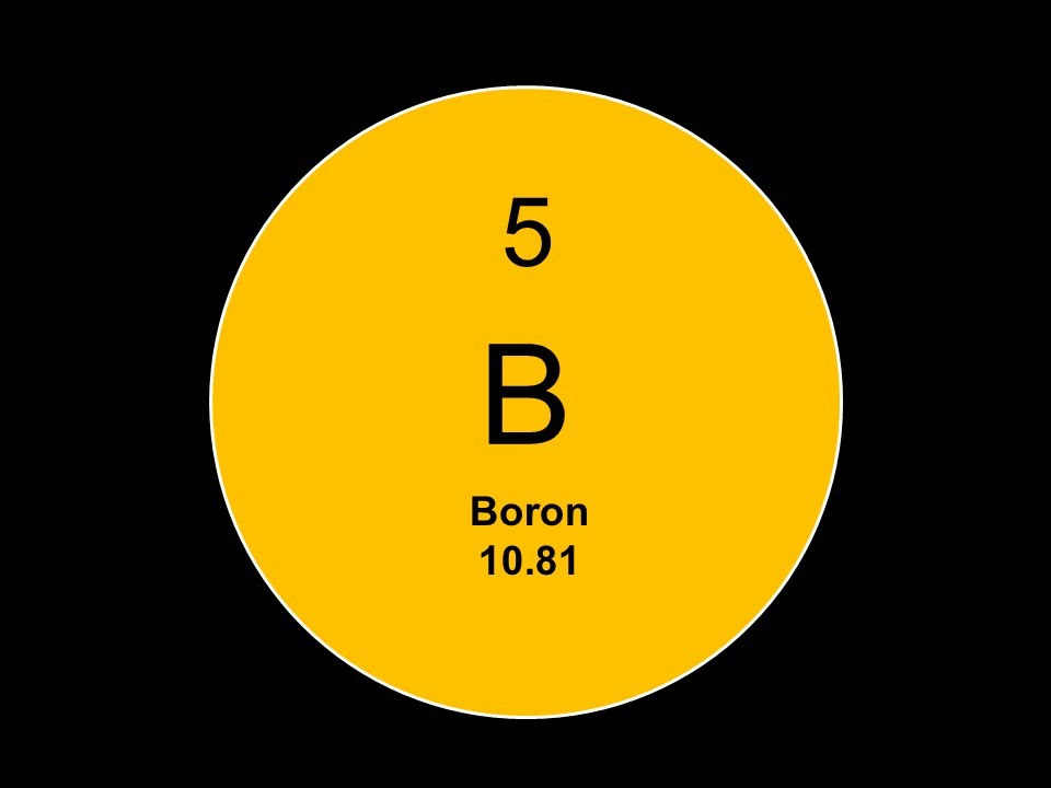 boron group element  Properties amp Facts  Britannicacom