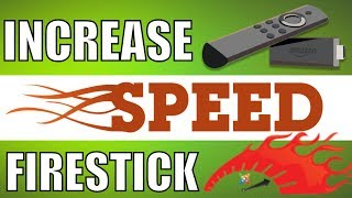 Increase Speed on Amazon FireStick make it run FASTER and COOLER!