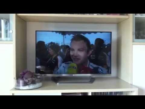 F1 Nico Rosberg Interview GP-Malaysia 2013