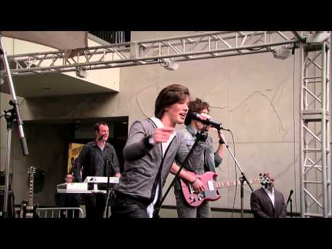 "Dell partners with Allstar Weekend who show us how to POP CLICK and SWITCH http://www.popclickswitch.com. Performing their new song ""Not Your Birthday"", a 30..."